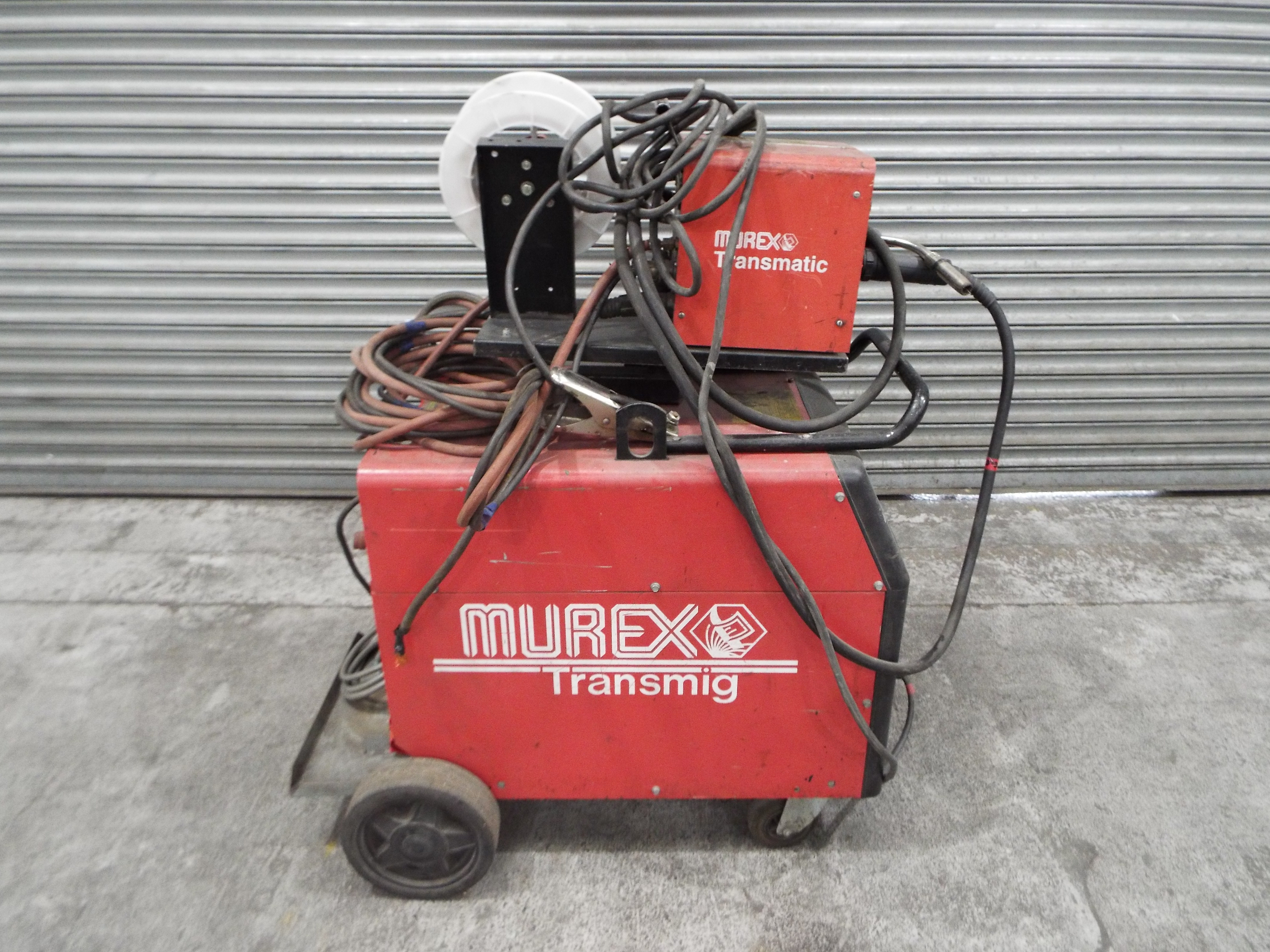 Lot 7 - Murex Transmig Weld Set