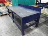 Lot 32 - Steel Work Table