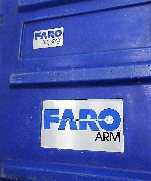 Lot 20 - Faro Portable Measurement Arm.