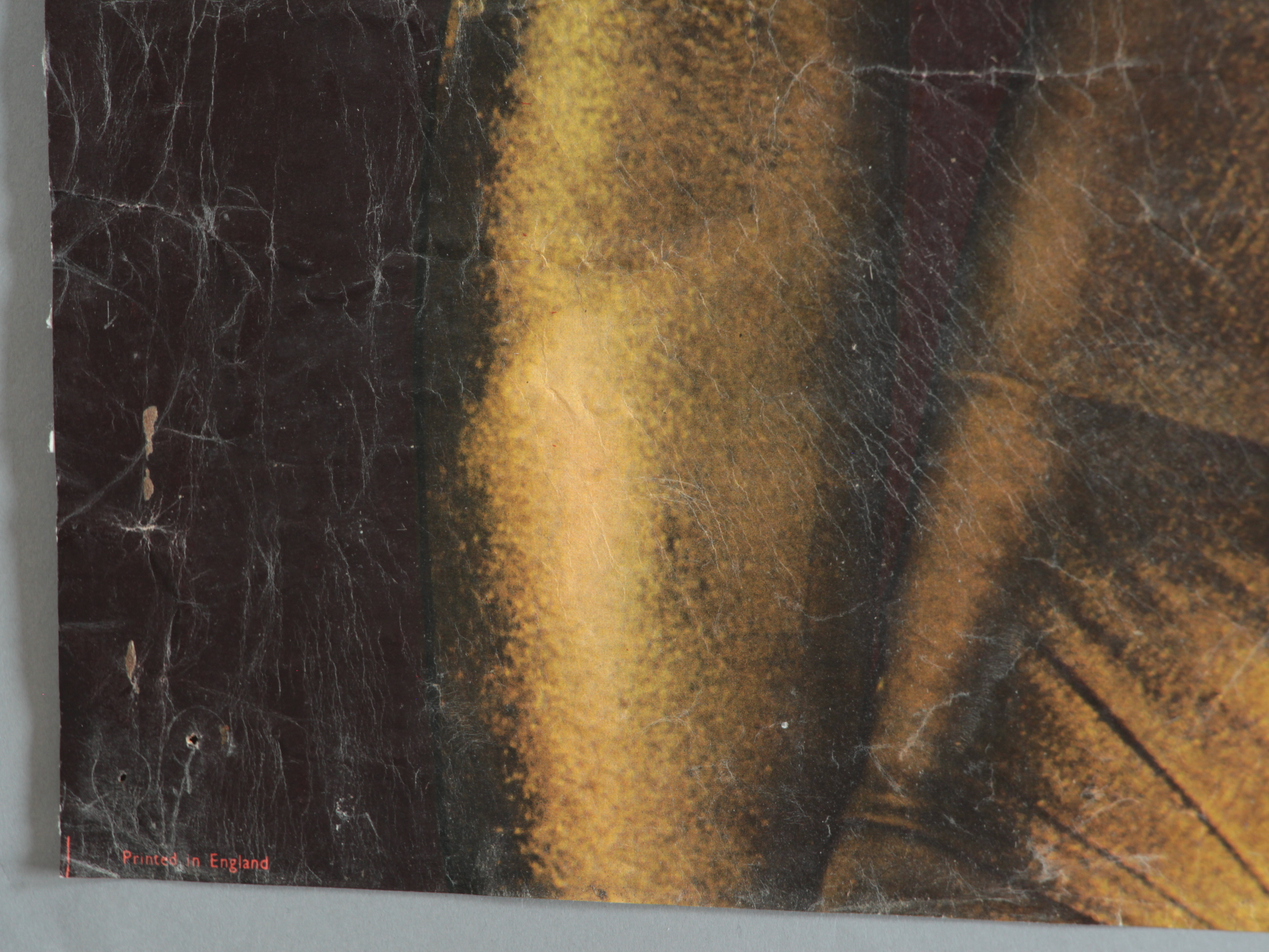 """""""Goldfinger"""" 1964 British Quad film poster with art by Robert Brownjohn. - Image 13 of 25"""