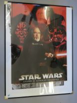 Lot 24 - 5 Selwyns browsers 32 x 42 inch suitable for UK Quads inc Star Wars ep II Attack of the Clones GB
