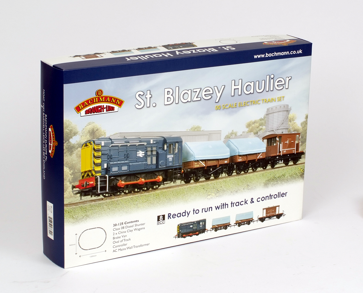 Lot 48 - OO gauge. Bachmann 30-125 St.