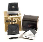Nikon F Accessories.