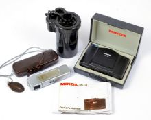 Minox 35mm & Subminiature Cameras.