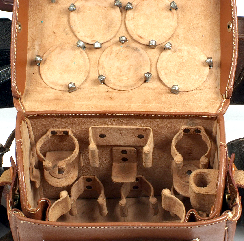 Lot 27 - A Quantity of Robot Ever Ready Cases. Including Omnica outfit case for Robot system.