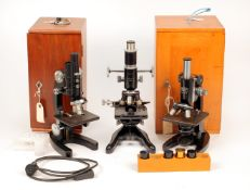 Three Good Microscopes.