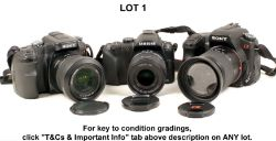 Cameras, Photographic Equipment and Images Auction