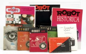 A Quantity of Robot Books. To include Robot Historica, Focal Guides etc.