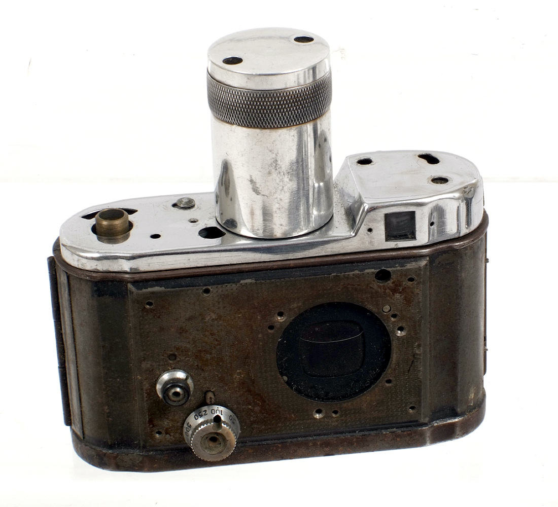 Lot 25 - Three Robot Vollautomat Star II Cameras & Parts.