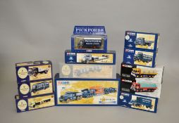 12 x Corgi Classics Pickfords and Guinness diecast models. Boxed and overall appear E.