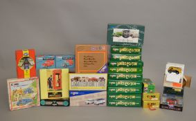 24 x Corgi gift sets and diecast models, including: Golden Oldies; 97101; 97086; etc.