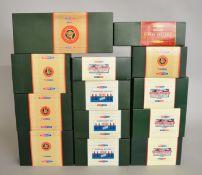 12 x Corgi Premium Editions diecast models,