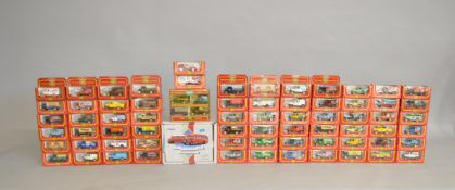 Good quantity of Corgi Cameo diecast model cars, together with the Corgi East Kent gift set.