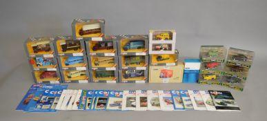24 x Corgi diecast models, mainly Classics, including Collectors Club model.