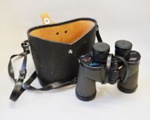 A pair of Swift Newport MkII binoculars with case.
