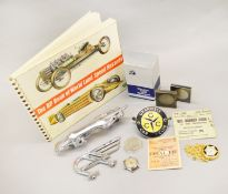 Interesting mixed lot of collectables including two FA Cup tickets from 1956,