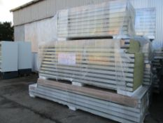 LARGE QTY OF TRIMO PANELS