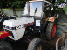 Case 2wd 1394 tractor REG: B996 VNW