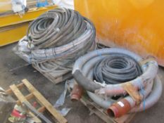 3NO PALLETS OF ASSORTED HOSES
