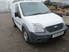 FORD TRANSIT CONNECT 75 T200 PANEL VAN