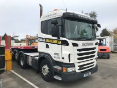 Scania G440 6 x 2 Tractor Unit