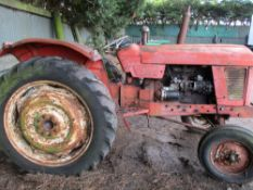 NUFFIELD 4/65 VINTAGE TRACTOR