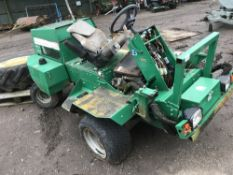 HIGHWAY 2130 KUBOTA ENGINED MOWER FOR SPARES, PARTS MISSING