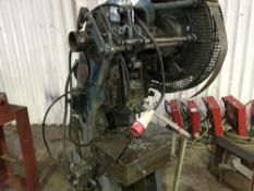 HME 3 PHASE TURRET PUNCH, SOURCED FROM COMPANY LIQUIDATION
