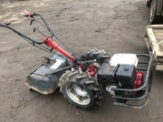 CAMON C8 ROTORVATOR WHEN TESTED WAS SEEN TO RUN, DRIVE AND BLADES TURNED