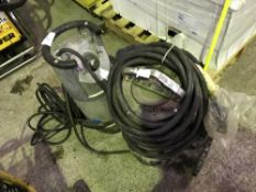 2X Large submersible pumps NO VAT ON HAMMER PRICE