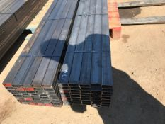 60 PIECES OF 60X40X 3-5MM @3M LENGTH