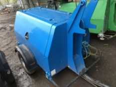 SMC TL35 based towed generator unit SN;L35023611