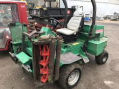 RANSOMES HIGHWAY 2130 2WD TRIPLE MOWER