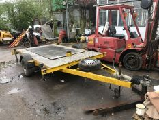 HEAVY DUTY TRAILER CHASSIS