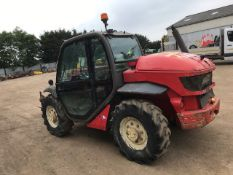 MANITOU MLT523 TURBO COMPACT SIZED TELEHANDLER