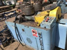 BOLDRINI BSA16/M VERTICAL ROLLERS, COMES WITH ASSOCIATED FORMS ECT. DIRECT FROM COMPANY LIQUIDATION