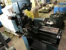 CLARKE METAL WORKER 12 SPEED MILL/DRILL/LATHE, DIRECT FROM COMPANY LIQUIDATION