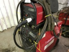 BESTER MAGSTER 401 WELDER, COMES WITH PDE41 WIRE FEED UNIT, DIRECT FROM COMPANY LIQUIDATION