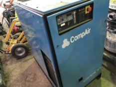 COMPAIR CYCLON 215 PACKAGED AIR COMPRESSOR
