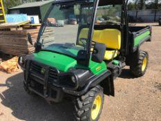 john deere 855 Gator utility vehicle, year 2015 build