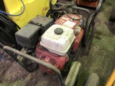 GENSET PETROL ENGINED WELDER C/W LEADS