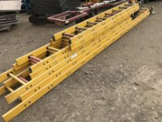 3no. GRP ladders