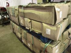 4 x Pallets of 8no. 30m rolls of 1000mmx0.5mm Isotropic rubber magnet material