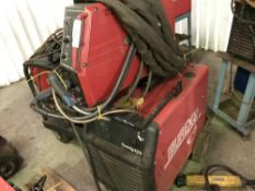 MUREX TRANSMIG 4135 WELDER, COMES WITH TRANSMATIC 4X4ESP WIRE FEED HEARD, DIRECT FROM COMPANY