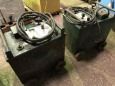 2X OXFORD ARC WELDERS, DIRECT FROM COMPANY LIQUIDATION