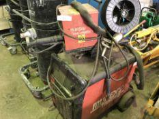Transmig welder SOURCED FROM COMPANY LIQUIDATION, NO VAT ON HAMMER PRICE