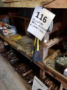 Small Tools hand tools and tool accessories LOT LOCATION: TN14 6EP. OKEEFE STORAGE YARD, 2 Main
