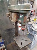 Ajaz 5 speed Pillar Drill QDM 750 LOT LOCATION: TN14 6EP. OKEEFE STORAGE YARD, 2 Main Road,