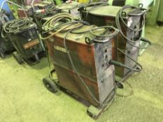 2 X KEMPII 3500S MIG WELDERS, SOURCED FROM COMPANY LIQUIDATION