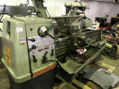 COLCHESTER TRIUMPH 2000 LATHE...600 WITH SOME TOOLING AS SHOWN Sourced directly from a small sized